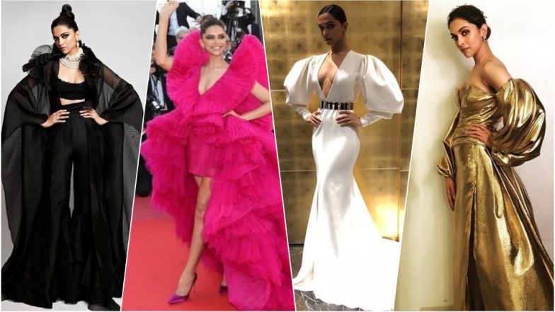 Deepika Padukone Birthday Special: 7 Times When Mrs Ranveer Singh Swooned Us Over with Her Style Mantra, See Pics