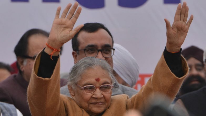 Sheila Diskhit to be Congress Candidate From East Delhi, Say Reports Amid Uncertainty of AAP-Congress Alliance