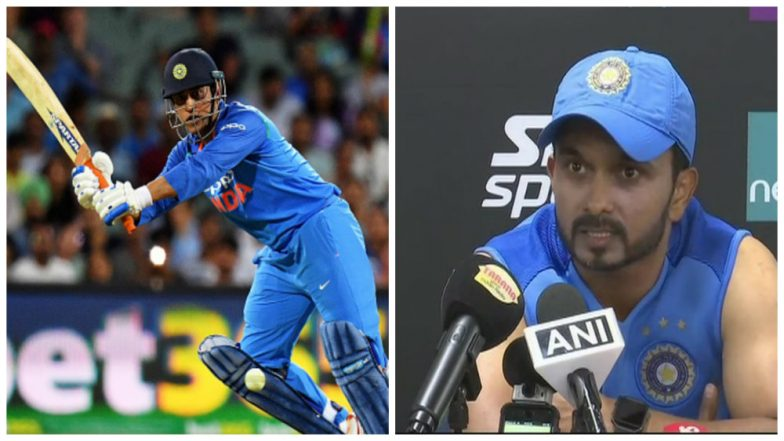 'MS Dhoni Staying Till The Last Always Helps', Says Kedar Jadhav After India Defeat New Zealand in 2nd ODI at Mount Maunganui