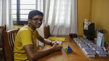 Indian-Origin Singapore Student Dhruv Manoj Wins Two Gold Medals at World Memory Championships