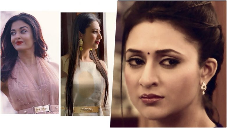 Divyanka Tripathi Goes on a Rant After Diet Sabya Called Her Out for Plagiarising Sabyasachi Mukherjee's Iconic Belt!