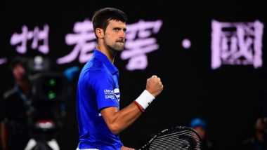 Latest ATP Men's Singles Rankings 2019: Novak Djokovic Stays Atop World Tennis Standings, Rafael Nadal Second