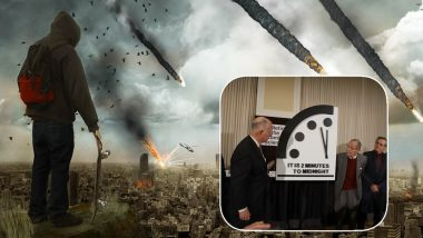 The Doomsday Clock Says We Are Just Two Minutes Away From Apocalypse! What Does it Mean and Should You Be Worried?