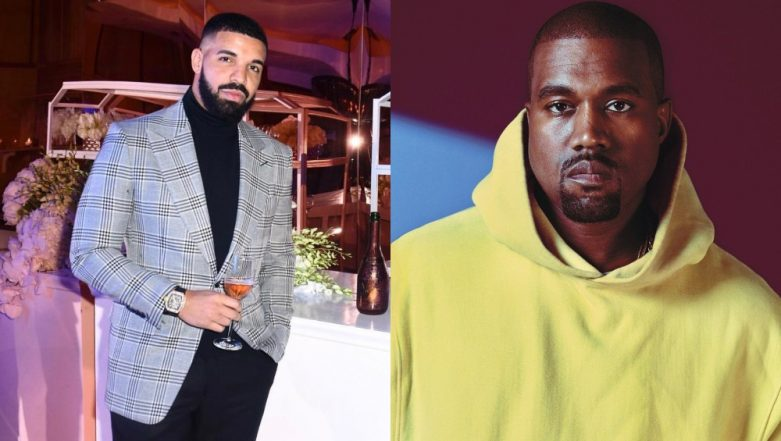 Kanye West to Drake On Twitter: Don't Follow My F*&%@ng Wife On Instagram!