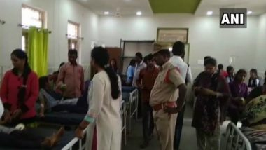 Telangana: 67 Govt Residential Schoolgirls Hospitalised After Complaining of Stomach Ache and Vomiting