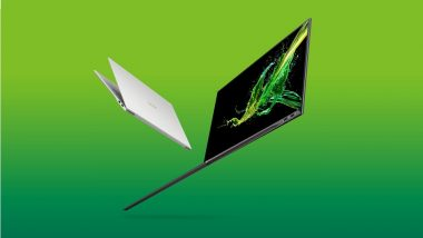CES 2019: Acer Swift 7 Notebook with Intel i7 Processor Officially Revealed