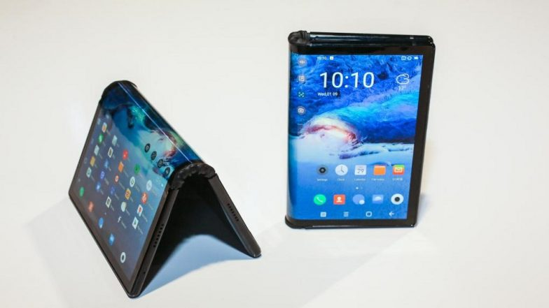 CES 2019: Royole FlexPai Foldable Smartphone With 7.8-inch AMOLED Display Showcased