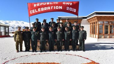 Republic Day 2019: India And China Hold Ceremonial Border Personnel Meetings at Various Locations