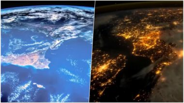 How Does Earth Look From The Space? These Live Streaming and Time Lapse Videos From ISS Will Leave You Spellbound