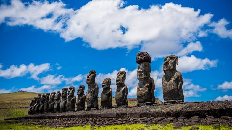 Easter Island: Here's Why Rapa Nui's Statues Stand Where They Do