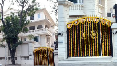 Ekta Kapoor Gets Her Residence Decorated to Welcome Her Son Ravie Home (View Pics)