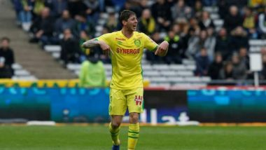 Emiliano Sala, Cardiff City Footballer, on Board Missing Flight Feared Dead