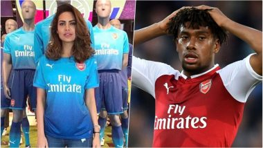 Esha Gupta Apologises For Laughing on Racist 'Gorilla' Comment on Arsenal Footballer Alex Iwobi
