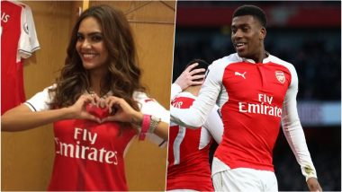 Esha Gupta Labelled 'Racist' After She Laughs on Comments Comparing Nigerian Footballer Alex Iwobi to Gorilla!