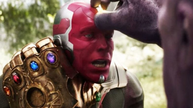 New Fan Theory Of Avengers: Endgame Proposes That Vision Who Died In Infinity War Will Save The Day! Here's How