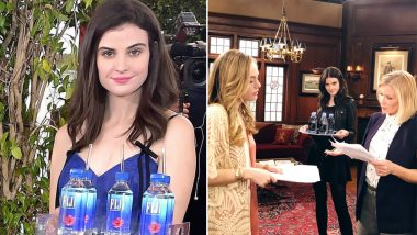 Remember Kelleth Cuthbert, 'Fiji Water Girl' at Golden Globes 2019? She Just Landed a Role in Soap Opera 'The Bold and The Beautiful'