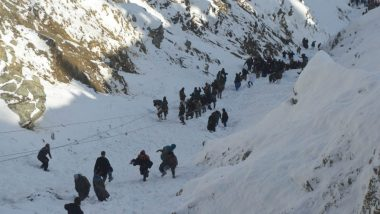Avalanche Hits Army Post in Jammu And Kashmir's Poonch, One Jawan Dead