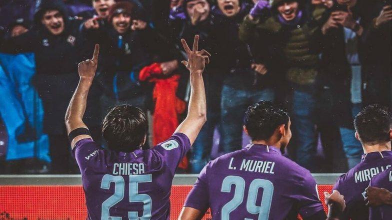 Fiorentina Thrash Roma 7-1 to Reach Italian Cup Semi-Finals