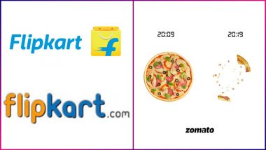 #10YearChallenge Takes Over Social Media; Flipkart Shares Before And After Images, Zomato Does It Differently (View Pics)