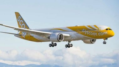 Scoot Air, Singapore Based Budget Airline, to Soon Expand in 3 Indian Cities