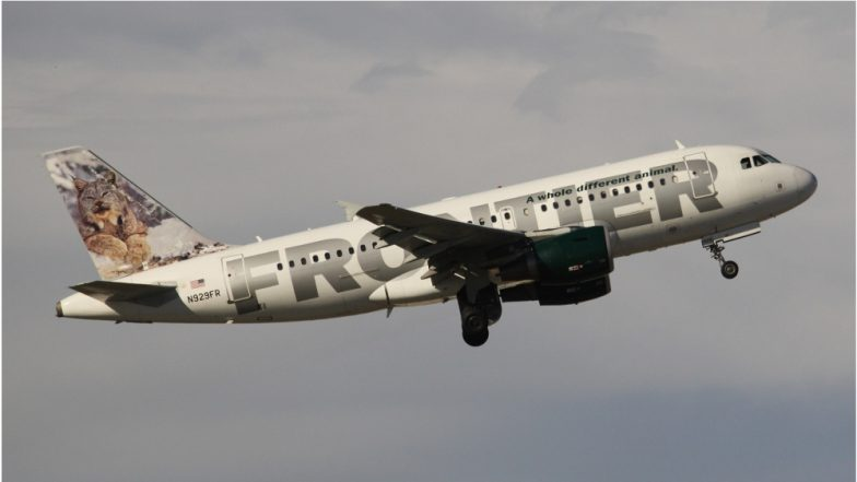 Will You Tip Flight Attendant Us Based Frontier Airlines