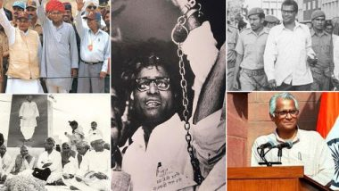 George Fernandes Dies at 88: Key Highlights of The Political Career of Former Defence Minister