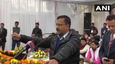 Delhi CM Arvind Kejriwal Violated MCC by Terming EC an Offshoot of BJP, Says Vijender Gupta