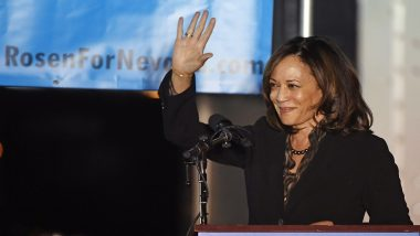 US Presidential Elections 2020: Kamala Harris Calls for Funds to Hike Teachers' Pay