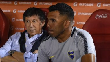Carlos Tevez, Former Argentina Forward, Set to Retire This Year