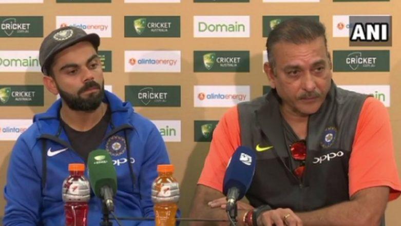Virat Kohli to Bat at Number Four During the ICC Cricket World Cup 2019, Coach Ravi Shastri Mulling Number Three Role for Ambati Rayudu