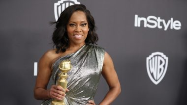 76th Golden Globe Awards: Regina King Vows to Produce Gender Neutral Projects