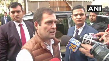 No One Can Save Narendra Modi From Rafale Probe, Says Rahul Gandhi After Supreme Court CBI Verdict