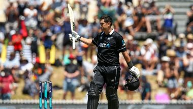 Most Runs in ODIs for New Zealand: Ross Taylor Surpasses Stephen Fleming During NZ vs BAN 3rd ODI