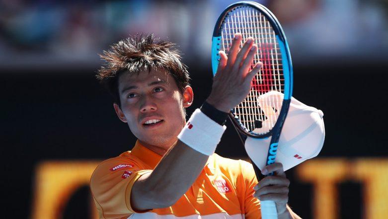 Australian Open 2019: Japan's Kei Nishikori Enters Last 16, Beats Portugal's Joao Sousa in Straight Sets