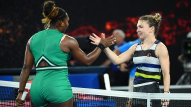Australian Open 2019: Serena Williams Advances to Quarterfinals, Beats World No 1 Simona Halep in an Epic Battle