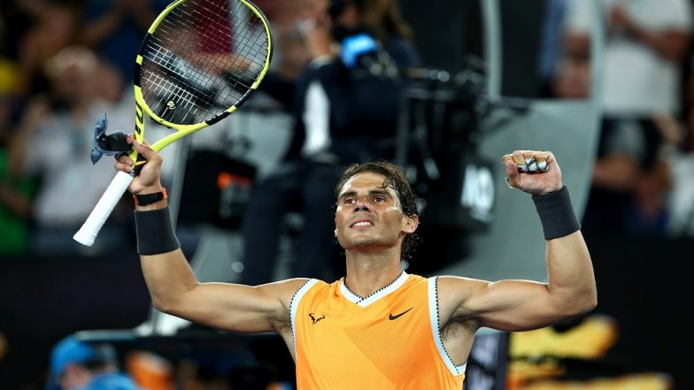 Australian Open 2019: Rafael Nadal Beats Frances Tiafoe 6–3, 6–4, 6–2 to Seal Semi-Final Berth