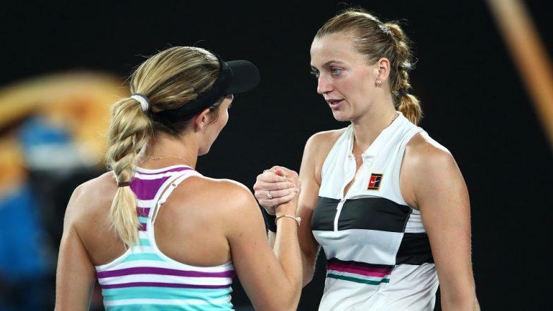 Australian Open 2019: Red-Hot Petra Kvitova Reaches Maiden Final to Prove Doubters Wrong