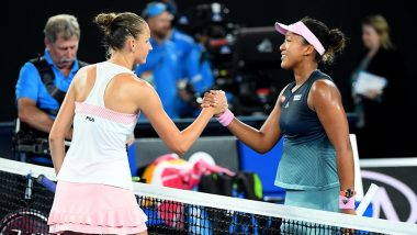 Australian Open 2019: Naomi Osaka Beats Karolina Pliskova to Reach Second Straight Grand Slam Final
