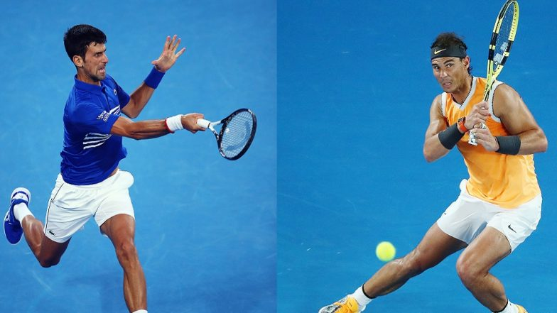Novak Djokovic vs Rafael Nadal, Australian Open 2019 Final Preview: Spaniard Takes on Six-Time Winner in The Men's Singles Grand Slam Final Match