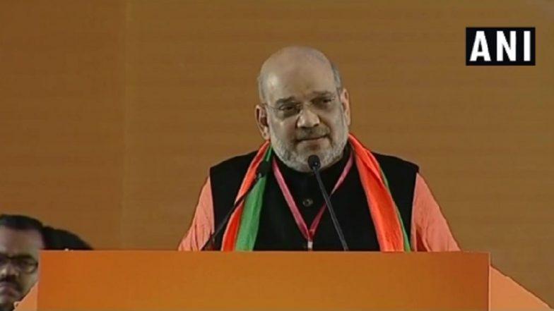 Lok Sabha Elections 2019 'Battle of Ideologies', Says BJP President Amit Shah