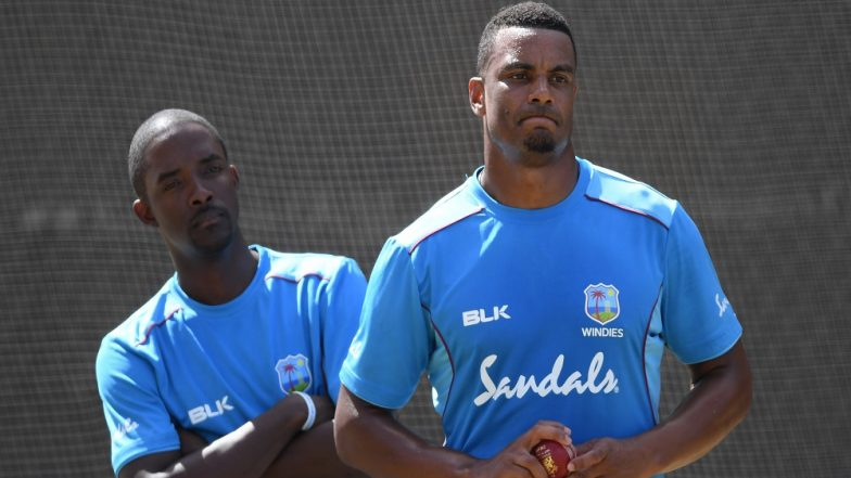 West Indies Add Pacer Oshane Thomas for 2nd Test Against England