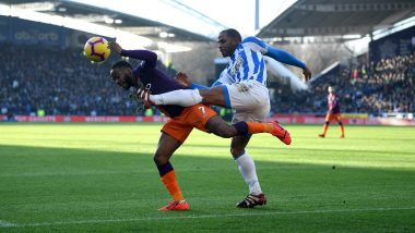 English Premier League 2019: Manchester City Thrashes Huddersfield 3–0, Trails Table Topper Liverpool by 4 Points