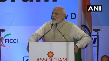 India on Its Way to Become 5th Largest Economy Globally, Says Narendra Modi at India-South Africa Business Forum