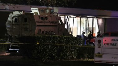 5 Dead as Gunman Opens Fire at a Bank in Florida, Shooter Surrenders Himself to SWAT Team