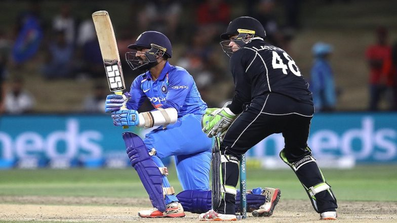 Live Cricket Streaming of India vs New Zealand T20I Series 2019 on Hotstar: Check Live Cricket Score, Watch Free Telecast Details of IND vs NZ 1st T20I Match on TV & Online