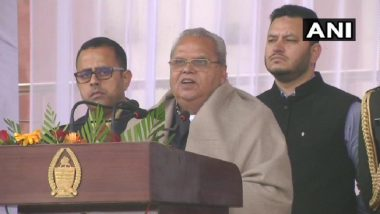 Jammu and Kashmir: Ready for Assembly Polls in the State, Says Governor Satya Pal Malik