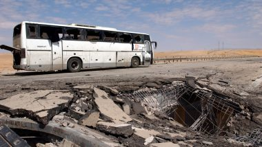 Syria: 2 Killed, 8 Injured in Bus Explosion in Northern Town of Afrin