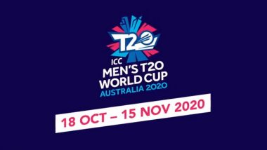 ICC Men, Women's T20 World Cup 2020 Schedule Announced: Indian Men's Team to Face South Africa in Opener, Eves to Face Host Australia