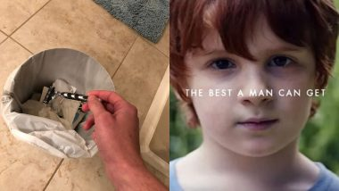 #BoycottGillette Trends, Men Discard Products Protesting Against Men Grooming Brand's Latest Ad