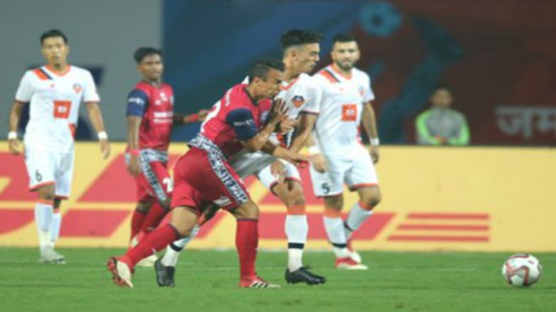 ISL 2018-19: Jamshedpur FC Hold FC Goa to a Hard-Fought 0-0 Draw